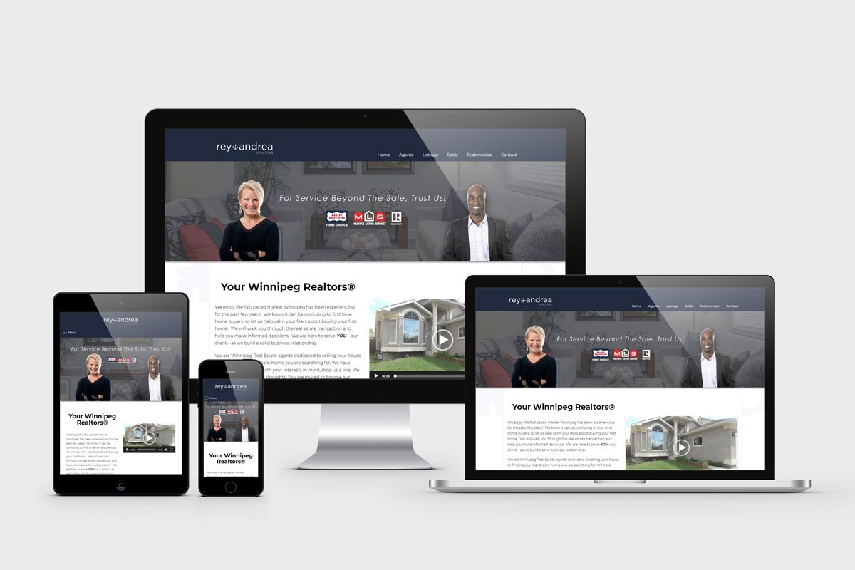 Winnipeg Real Estate Website Design | Mondo Marketing