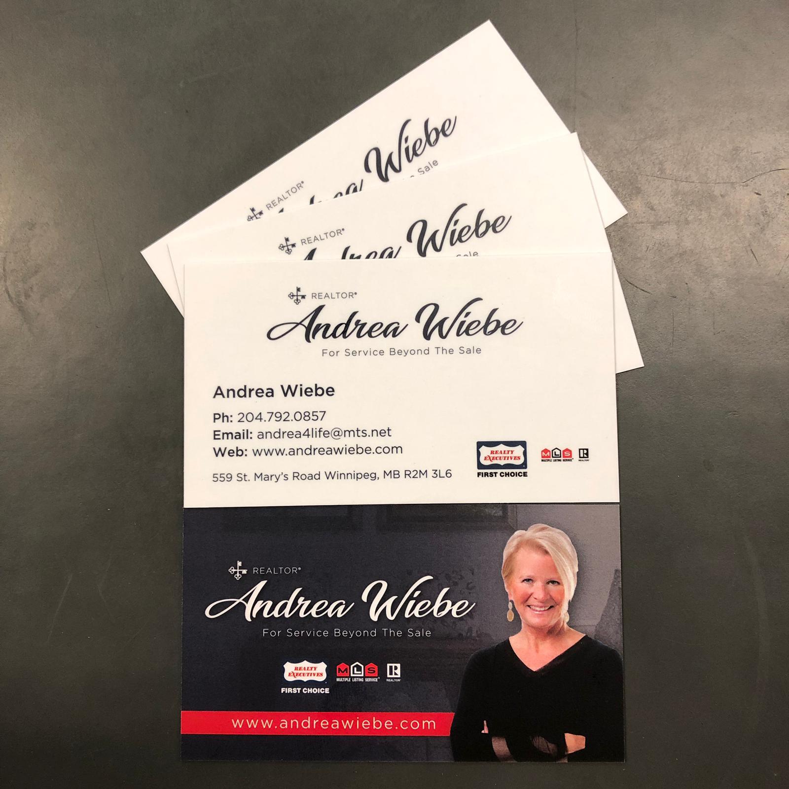 Winnipeg Business Card Printers